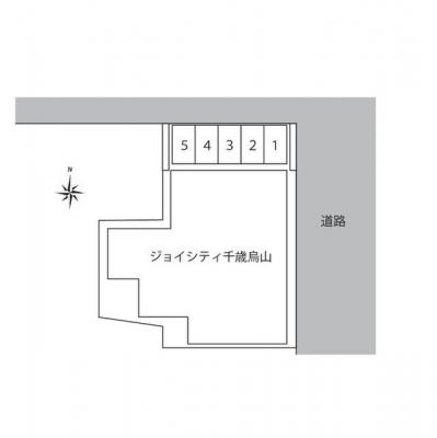【外観】ジョイシティ千歳烏山