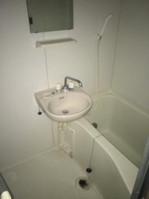 【浴室】フロンティア桜新町
