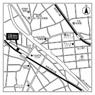 【地図】カーサポルトーネ