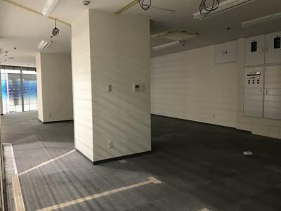 【内装】河原町貸店舗
