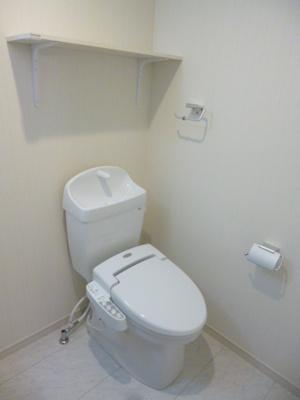 【トイレ】ルクール上板橋