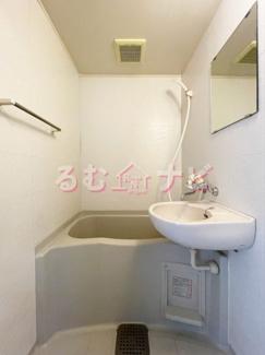【浴室】ステイタスマンション大橋
