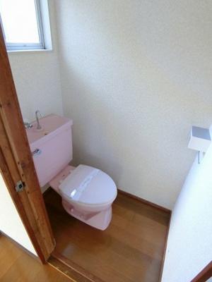 【トイレ】牛浜戸建