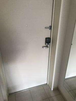 【玄関】フェルクルールプレスト浅草