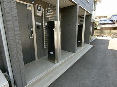 【エントランス】D-room砂川町