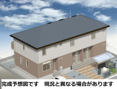 【外観】D-room砂川町