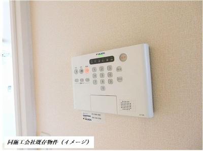 【セキュリティ】D-room砂川町