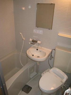 【浴室】スカイコート日本橋壱番館