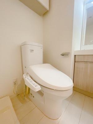 【トイレ】リヴシティ日本橋浜町