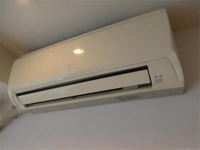 エアコンは必需品です!