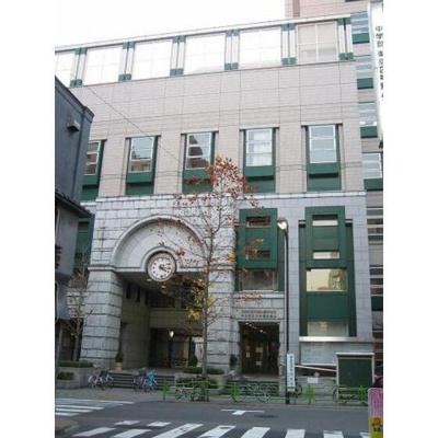 中央区立日本橋図書館まで397m
