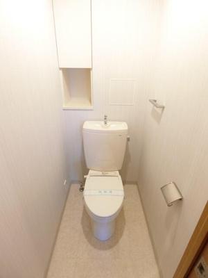 【トイレ】藤和シティホームズ茅場町