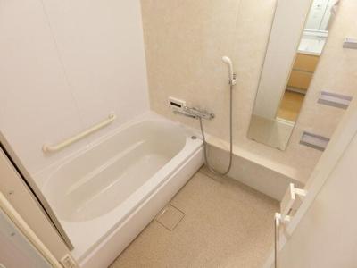 【浴室】藤和シティホームズ茅場町