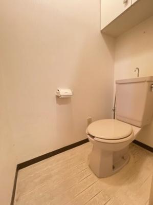 【トイレ】ブリリアンス日本橋浜町五番館