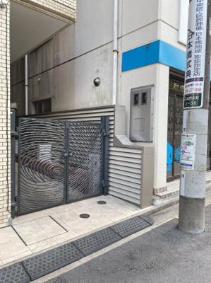 【ロビー】ブリリアンス日本橋浜町五番館