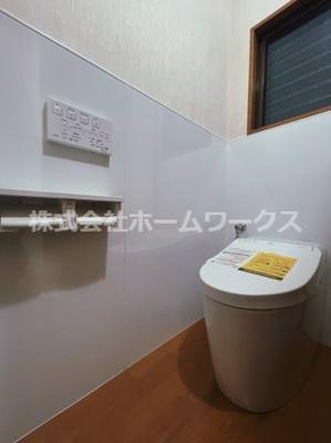 【トイレ】片桐邸