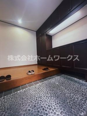 【玄関】片桐邸