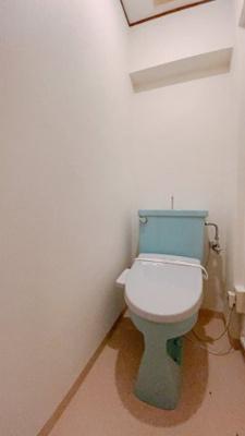 【トイレ】スカイハイム