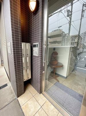 【ロビー】ロイヤルエクシードマンション
