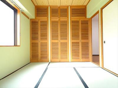 【寝室】サンセピア幡ヶ谷