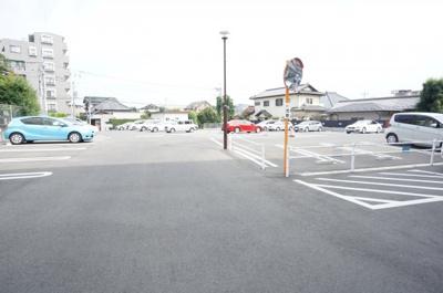 【駐車場】コートヒル取手