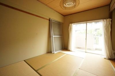【寝室】コートヒル取手