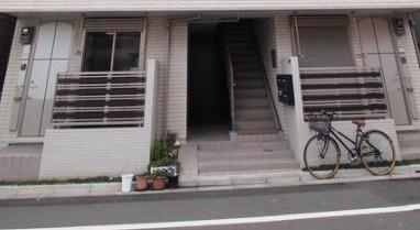 【エントランス】エクセル東駒形