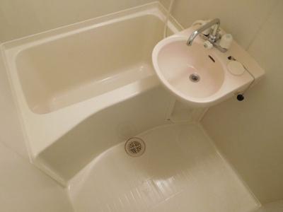 【浴室】ステージグランデ高円寺南