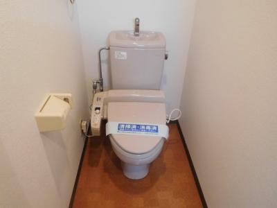 【トイレ】ステージグランデ高円寺南