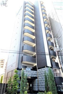 【外観】プレサンス大阪福島レシェンテ