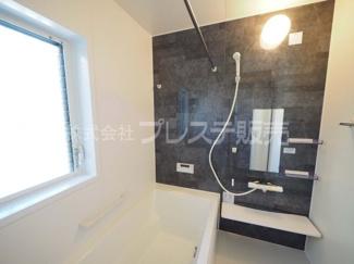 洗面施工例/シャワー付き洗面化粧台