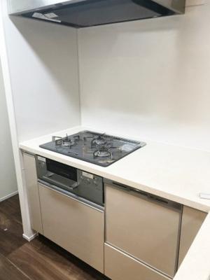 【キッチン】オープンレジデンシア高輪台