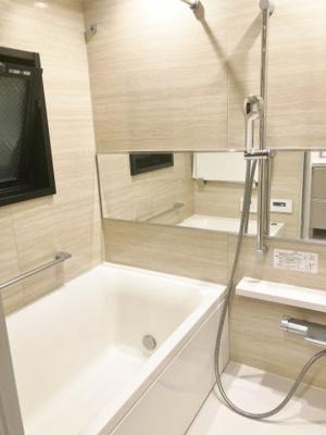【浴室】オープンレジデンシア高輪台