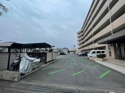 【駐車場】コンフォート籠原