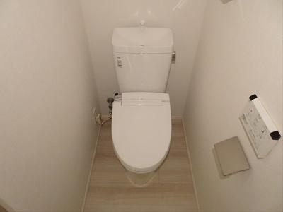 【トイレ】AIFLAT桜上水