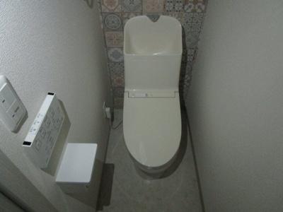 【トイレ】中野桃園パークハウス