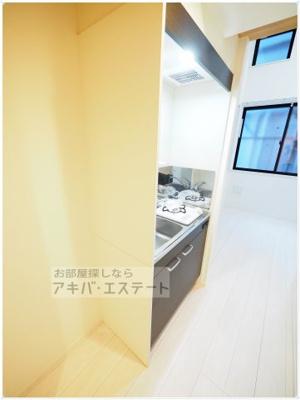 【キッチン】ハーモニーテラス西新井栄町Ⅱ