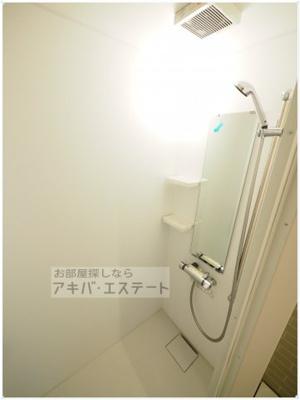 【シャワールーム】ハーモニーテラス西新井栄町Ⅱ