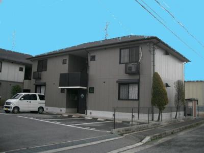 【外観】グリーンガーデン弐番館