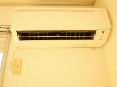 冷暖房付き!