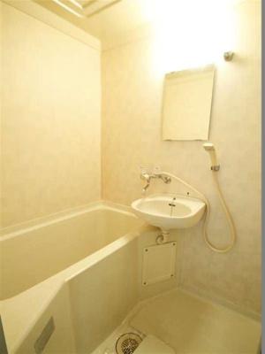 【浴室】リベルテ翠川A棟