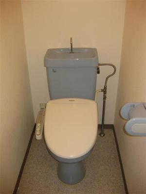 快適に使えそうなトイレですよね☆