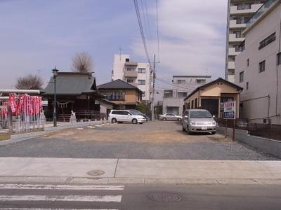 【外観】国府駐車場