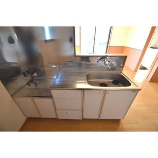 【キッチン】菊三ハイツ2号棟-2