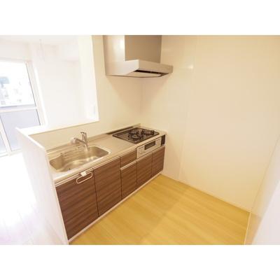 【キッチン】D-room宮田東