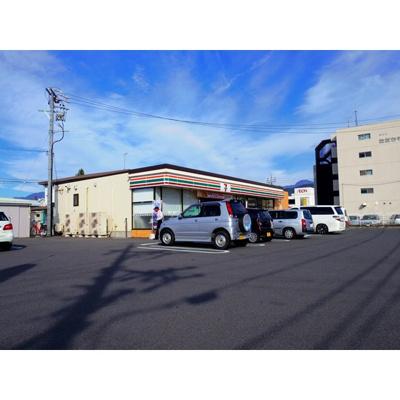 コンビニ「セブンイレブン松本野溝店まで463m」