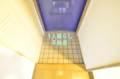 【玄関】アクシルコート大井仙台坂