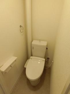 【トイレ】ローレルハイツ千里4号棟