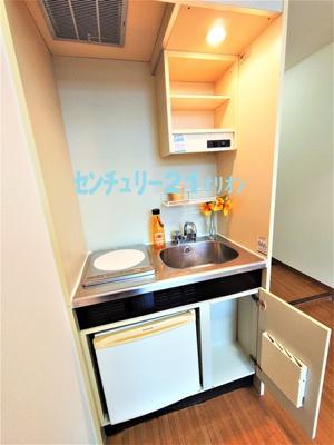 【キッチン】パンシオン豊島園-A棟