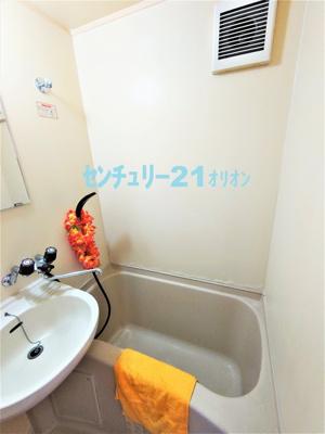 【浴室】パンシオン豊島園-A棟